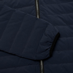 Мужской пуховик Aquascutum Paine Down Filled Puffa Navy фото- 4
