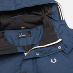 Мужской пуховик Fred Perry Down Field Service Blue фото- 2