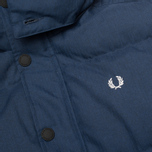 Мужской пуховик Fred Perry Down Field Service Blue фото- 4
