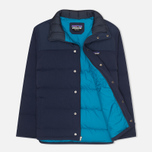 Мужской пуховик Patagonia Bivy Down Navy Blue фото- 1