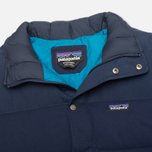 Мужской пуховик Patagonia Bivy Down Navy Blue фото- 2