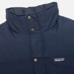 Мужской пуховик Patagonia Bivy Down Navy Blue фото- 3