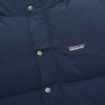 Мужской пуховик Patagonia Bivy Down Navy Blue фото- 4