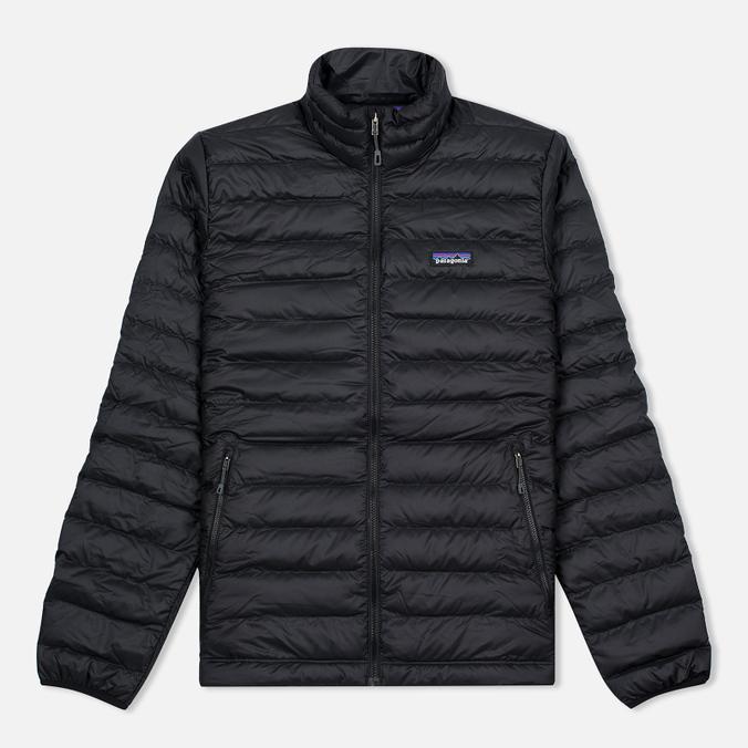 Мужской пуховик Patagonia Down Sweater Black