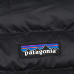 Мужской пуховик Patagonia Down Sweater Black фото- 4