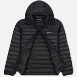 Мужской пуховик Patagonia Down Sweater Hoody Black фото- 1