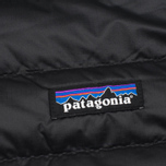 Мужской пуховик Patagonia Down Sweater Hoody Black фото- 4