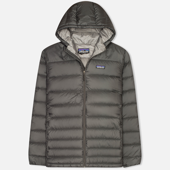 Мужской пуховик Patagonia Hi-Loft Down Sweater Forge Grey