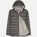 Мужской пуховик Patagonia Hi-Loft Down Sweater Forge Grey фото- 1