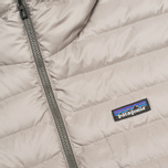 Мужской пуховик Patagonia Down Sweater Hoody Feather Grey/Forge Grey фото- 4
