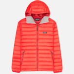 Patagonia Sweater Hoody Men's Padded Jacket French Red photo- 0