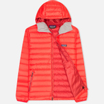 Patagonia Sweater Hoody Men's Padded Jacket French Red photo- 1