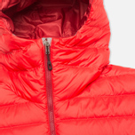 Patagonia Sweater Hoody Men's Padded Jacket French Red photo- 3