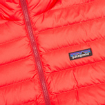 Patagonia Sweater Hoody Men's Padded Jacket French Red photo- 4