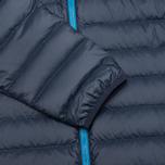 Мужской пуховик Patagonia Down Sweater Hoody Navy Blue фото- 5