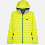 Мужской пуховик Patagonia Down Sweater Hoody Pepergrass Green фото- 0