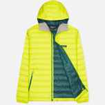 Мужской пуховик Patagonia Down Sweater Hoody Pepergrass Green фото- 1