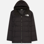 Мужской пуховик The North Face Fossil Ridge Black фото- 0