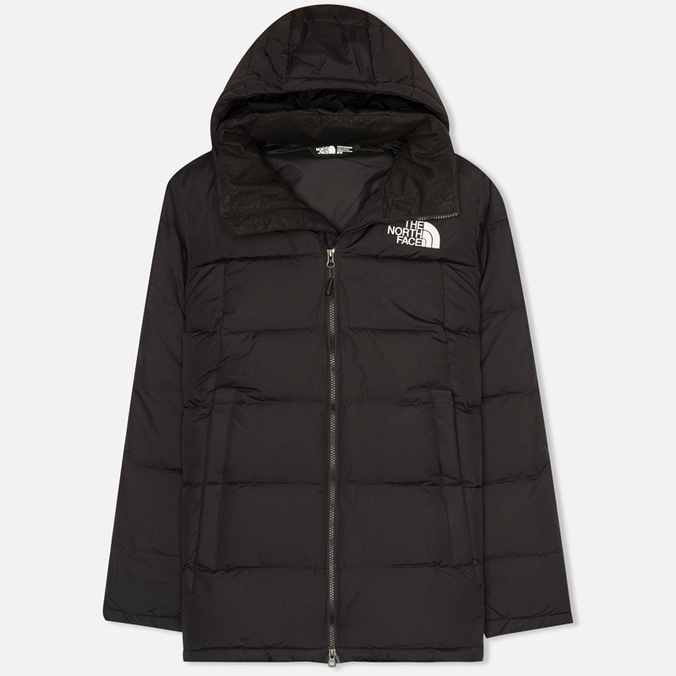 The North Face Fossil Ridge Down Filled Black