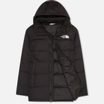 Мужской пуховик The North Face Fossil Ridge Black фото- 1
