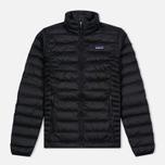 Женский пуховик Patagonia Down Sweater Black фото- 0