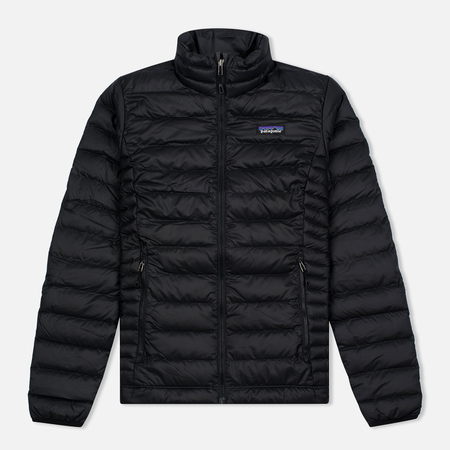 Patagonia Down Sweater Women's Padded Jacket Black