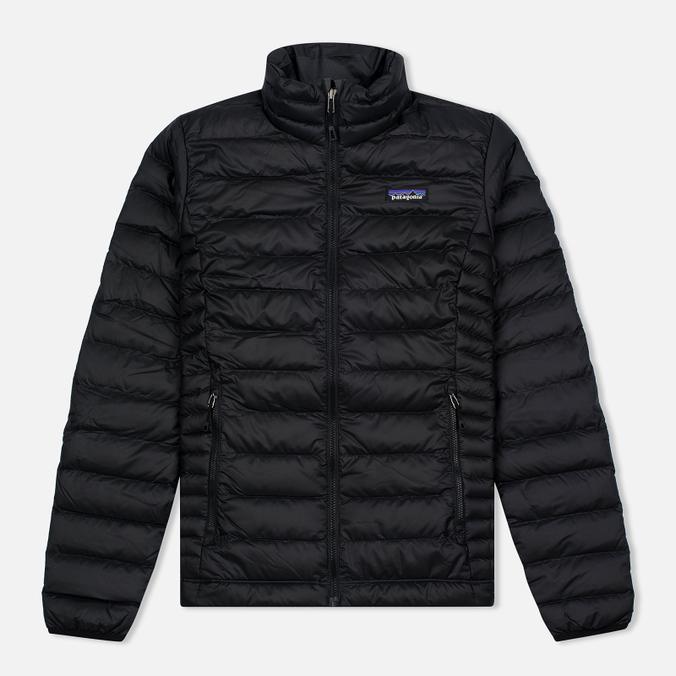 Женский пуховик Patagonia Down Sweater Black