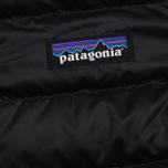 Женский пуховик Patagonia Down Sweater Black фото- 3