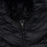 Женский пуховик Patagonia Down Sweater Hoody Black фото- 4