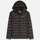 Женский пуховик Patagonia Hi-Loft Down Sweater Black фото- 0