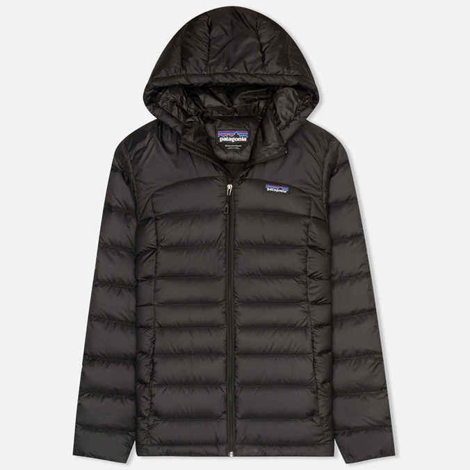 Женский пуховик Patagonia Hi-Loft Down Sweater Black