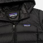 Женский пуховик Patagonia Hi-Loft Down Sweater Black фото- 2