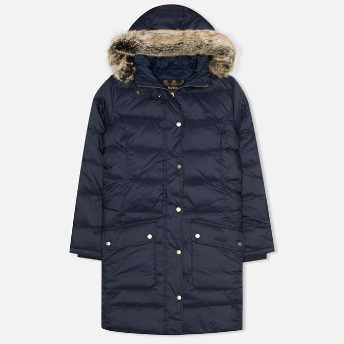 Barbour Buoy Women's Padded Jacket Navy