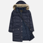 Barbour Buoy Women's Padded Jacket Navy photo- 1