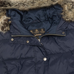 Barbour Buoy Women's Padded Jacket Navy photo- 2