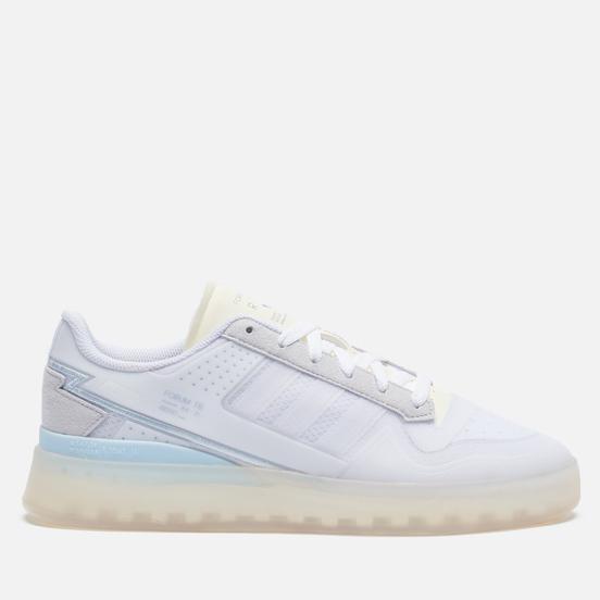 Кроссовки adidas Originals Forum Tech Boost White/Sky Tint/Cream White
