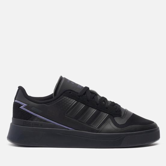 Кроссовки adidas Originals Forum Tech Boost Core Black/Carbon/Orbit Violet