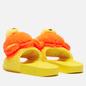 Сланцы adidas Originals x Jeremy Scott Adilette JS Bear Solar Orange/Yellow/Core Black фото - 2