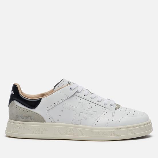 Мужские кроссовки Premiata Quinn 5254 White/Black