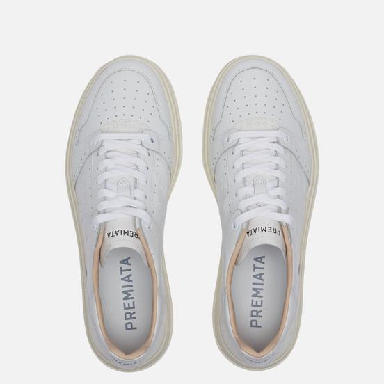 Мужские кроссовки Premiata Quinn 5255 White
