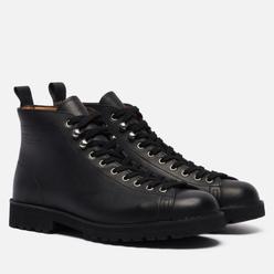 Мужские ботинки Fracap R200 Monkey Nebraska Black Liscio/Roccia Black