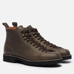 Мужские ботинки Fracap R200 Monkey Nebraska Corteccia/Roccia Black