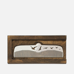 3HCD Birds Hairbrush photo- 0