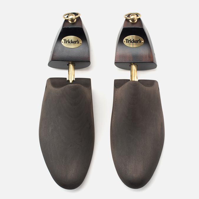 Распорки для обуви Tricker's Shoe Trees Dark Brown