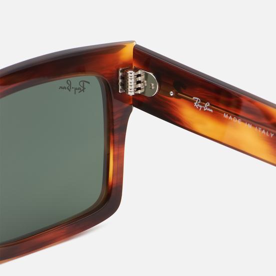 Солнцезащитные очки Ray-Ban Inverness Polished Tortoise/Green