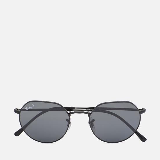 Солнцезащитные очки Ray-Ban Jack Polarized Polished Black/Black