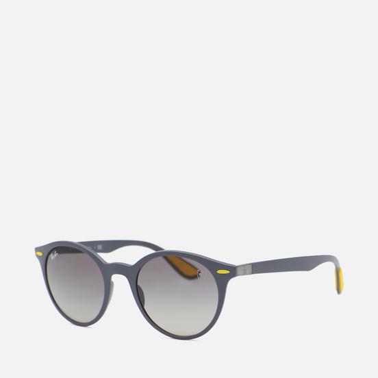Солнцезащитные очки Ray-Ban x Scuderia Ferrari RB4296M Matte Grey/Grey