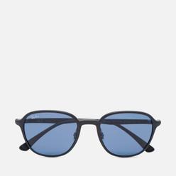 Солнцезащитные очки Ray-Ban RB4341 Sanding Black/Dark Blue