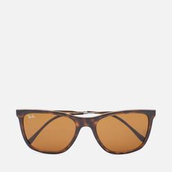 Солнцезащитные очки Ray-Ban RB4344 Polished Tortoise/Brown