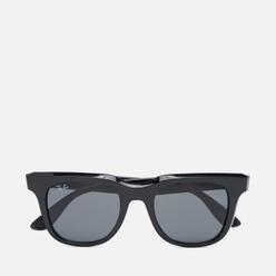 Солнцезащитные очки Ray-Ban RB4368 Black/Transparent Black/Dark Grey